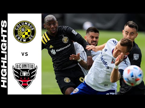 Columbus DC United Goals And Highlights