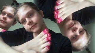 Как красить ногти в школу(ПОДПИСЫВАЙТЕСЬ НА МОЙ КАНАЛ :) Ссылки на меня в соц. сетях: VK▻ http://vk.com/belovme◅ INSTAGRAM▻ http://instagram.com/belovme◅ ASK▻..., 2015-11-23T16:59:34.000Z)