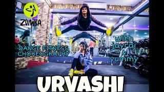 URVASHI URVASHI by yo yo honey Singh | Dance Choreography | Zumba | JayRaj Mishra & Yamini Sharma