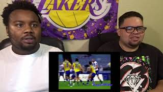 DAMN YOU SEE THAT MAN GET KNOCKED OUT!!Rugby Hits-Till I collapse REACTION