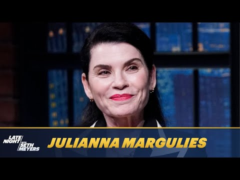 Julianna Margulies Struggled With New Hampshire's Accent After Growing Up in England