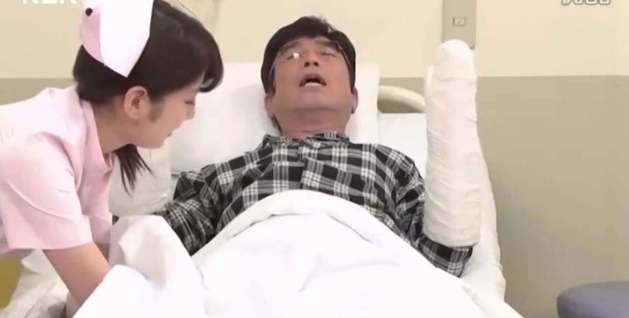 Funny Japanese Show - Sexy Nurse And Pervert Patients Engsub - By Luyenha - Youtube-5773