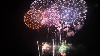 2015 Coon Rapids MN Fireworks Finale