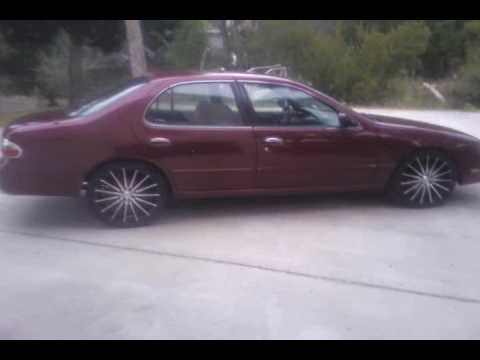 1997 Nissan Altima Custom 2dr Sedan Tuner Youtube