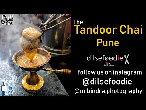 #TandooriChai World's First Tandoor Chai At Pune