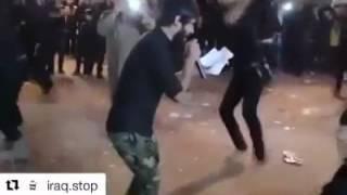 شوفو الرادود شلون يرقص