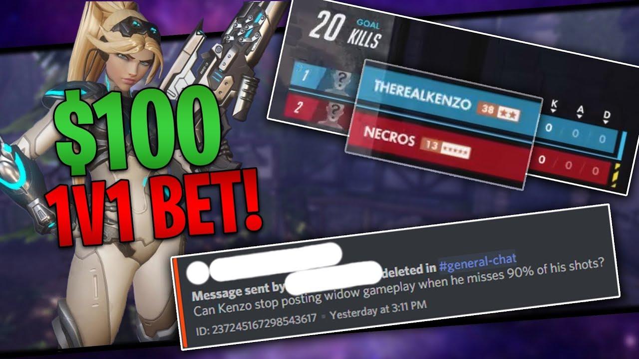 Overwatch Bet