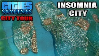 Cities Skylines PS4 Edition Insomnia City Tour 1