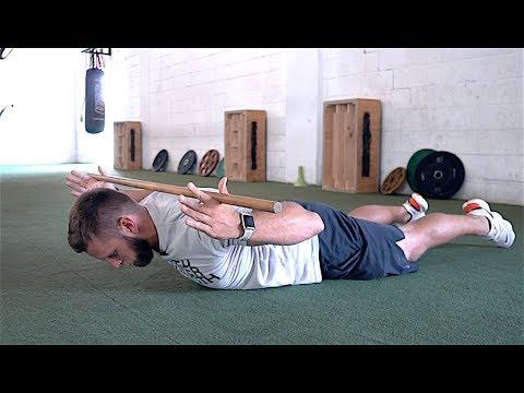 Shoulder Stability Drills for Baseball | Overtime Athletes