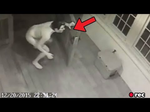 5 UNSOLVED Mysteries Caught On CCTV Camera That Cannot Be Explained