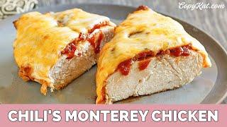 Chili's Chicken Monterey - Copykat.com