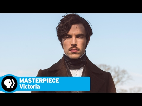 VICTORIA on MASTERPIECE | Tom Hughes on Prince Albert | PBS