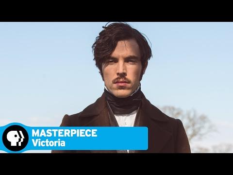 VICTORIA on MASTERPIECE  Tom Hughes on Prince Albert  PBS