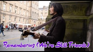 David William - Remembering (We're Still Friends) (Live - High Street - 19th October 2019)