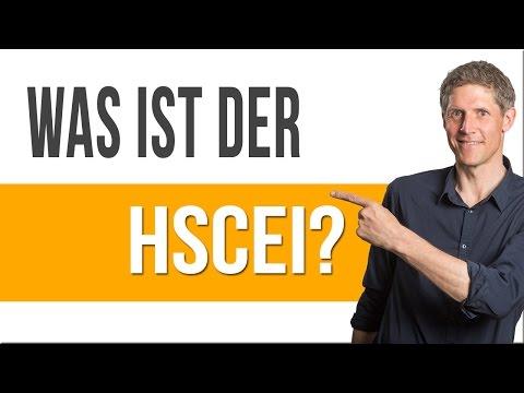 Was ist der HSCEI? - Einfach erklärt in 44 Sekunden
