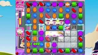 Candy Crush Saga Level 1093  No Booster