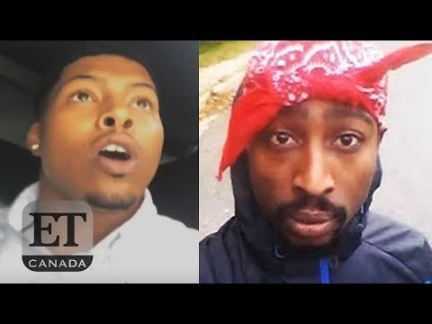Suge J  Knight: 'Tupac Is Alive'