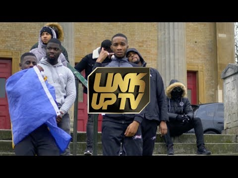 Kwayorclinch x D Live x Drillminister - Labour Remix [Music Video] | Link Up TV