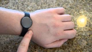 shine activity monitor by misfit wearables review and hands on