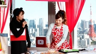 LIVE Cooking Show at My Cookbook Launch Party on 11/27 レシピ本出版記念パーティー - OCHIKERON - CREATE EAT HAPPY