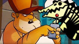 БОЛОТНАЯ Атака #5 игровой мультик веселое видео для детей БОЛОТНАЯ БИТВА Swamp Attack #КРУТИЛКИНЫ