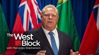 Doug Ford explains why he's using notwithstanding clause to slash Toronto city council