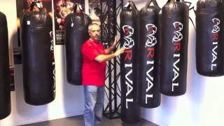 Rival_How to choose a heavy bag
