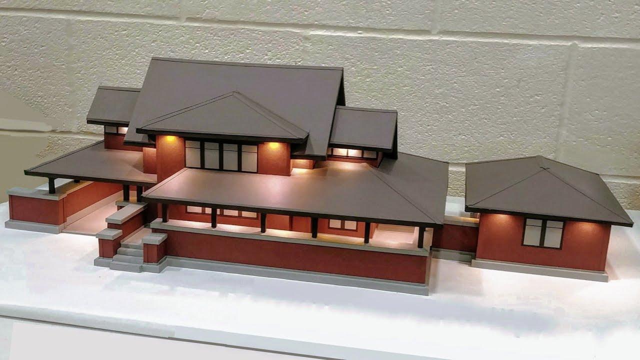 Making A Realistic Cardboard House Model By Jack Strait