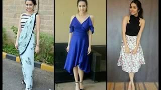 Shraddha Kapoor Lookbook/Celebrity Fashion Trend - Fashion Diaries