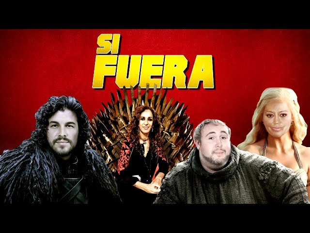 Esta magnífica parodia de 'Juego de Tronos' a la española está triunfando en las redes