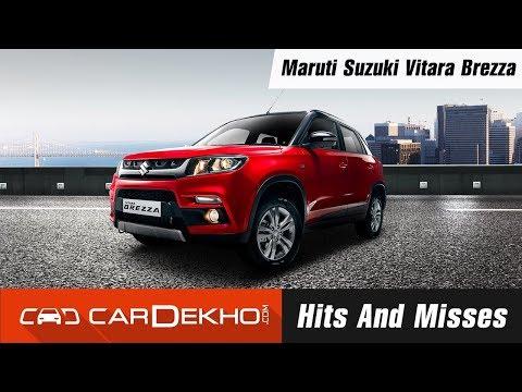 Maruti Suzuki Vitara Brezza Hits & Misses | CarDekho.com
