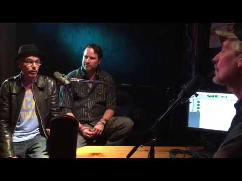 Billy Bob Thornton and The Boxmaster's Interview in the Badlands Radio Studio by Hank Moon