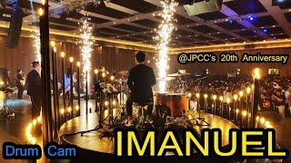 IMANUEL JPCC Worship DrumCam Insta360 One X