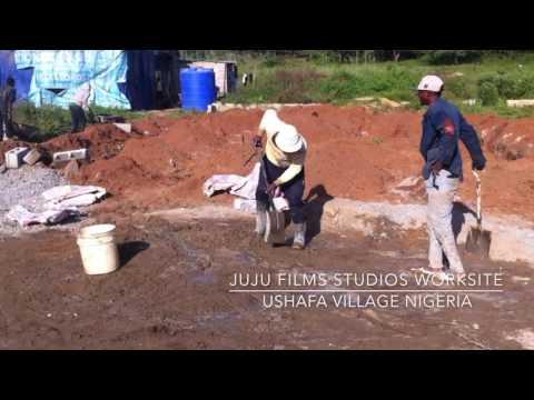 Juju Films Studios Worksite