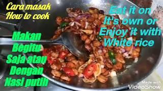 Resepi Sosej Bersos Sedap & Pantas / Delicious & Fast Fried Sausage Sauce by Linda Hussin