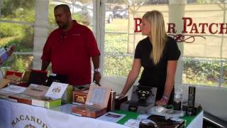 Briar Patch & General Cigar at Niello Concours at Serrano October 2011