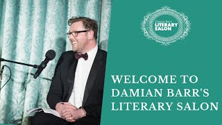 Welcome to Damian Barr's Literary Salon at the Savoy