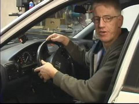 Replacing a Turn Signal Switch : Troubleshooting for Turn Signal Switch Replacement