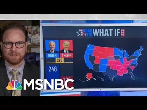 Breaking Down Possible Swing State Scenarios | Morning Joe | MSNBC