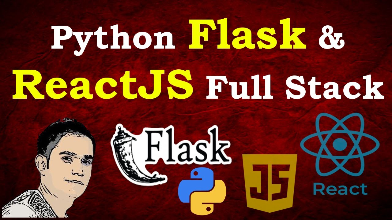 Python Flask & REACT.JS Full Stack (Python Back-end React Front-end)