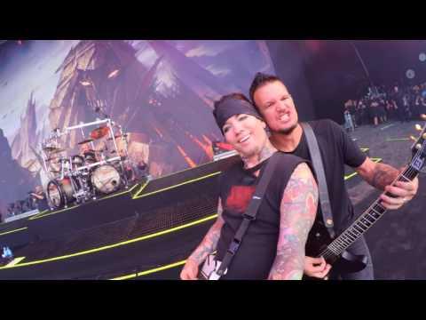 Disturbed on Tour: Hellfest Guests - Part 1