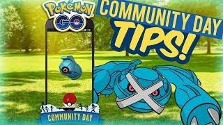 Pokemon GO Community Day Tips and Tricks for Metagross