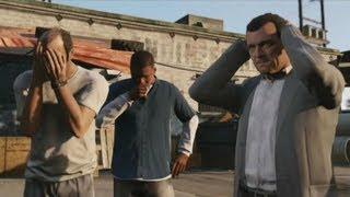 GTA 5 Trailer 2 en francais !
