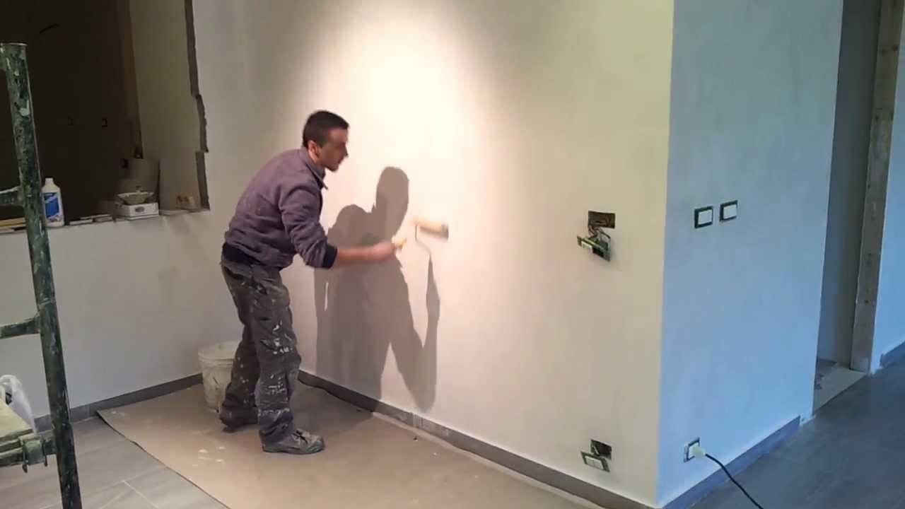Opera di pittura - stile antico damasco - YouTube