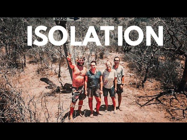 Van life in Mexico | Quarantine in the Mexican desert //S02E07