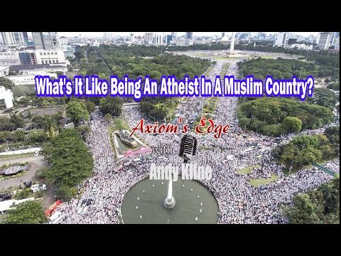 What's it Like Being an Atheists in a Muslim Country? #2