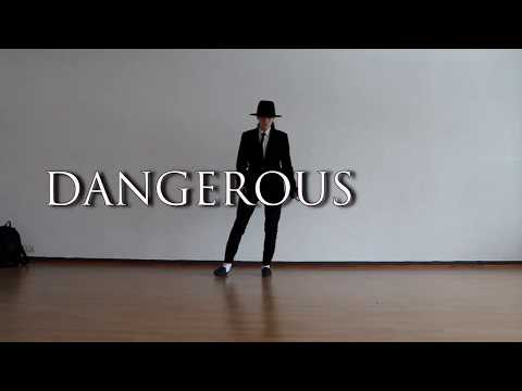 Dangerous - Michael Jackson Female Impersonator (HD)