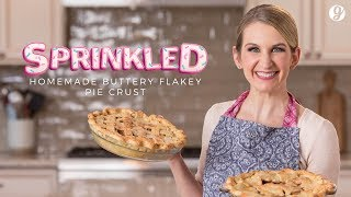 The Best Homemade Buttery Flakey Pie Crust Recipe