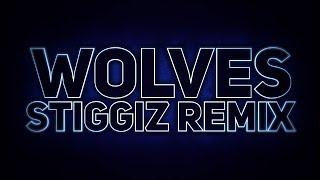 Selena Gomez, Marshmello - Wolves [StiggiZ Remix] (Lyrics Video)