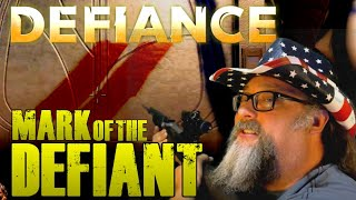 Defiance Gameplay - How to Find the Mark Of the Defiant and Tarr Traxx Crates